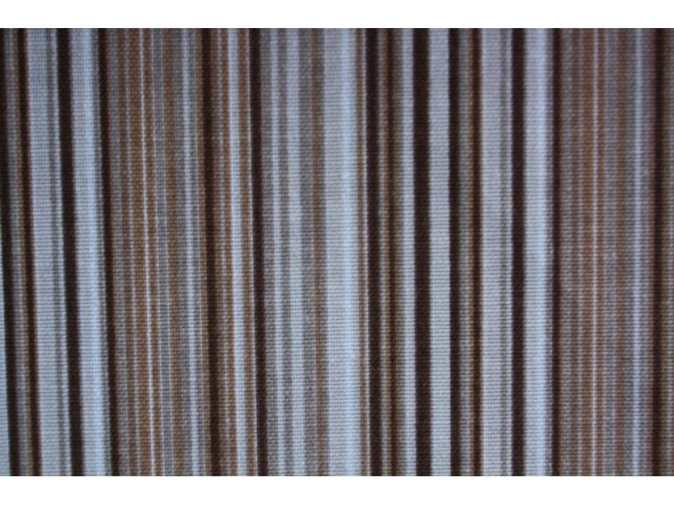 40706 - 70 Завеса / дамаска райета в кафяво и бежово