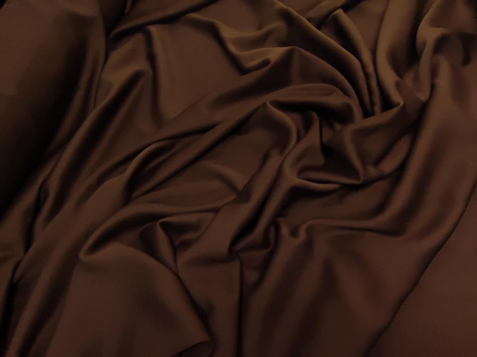 2020300 Blackout плат за завеса цвят тъмно кафяво