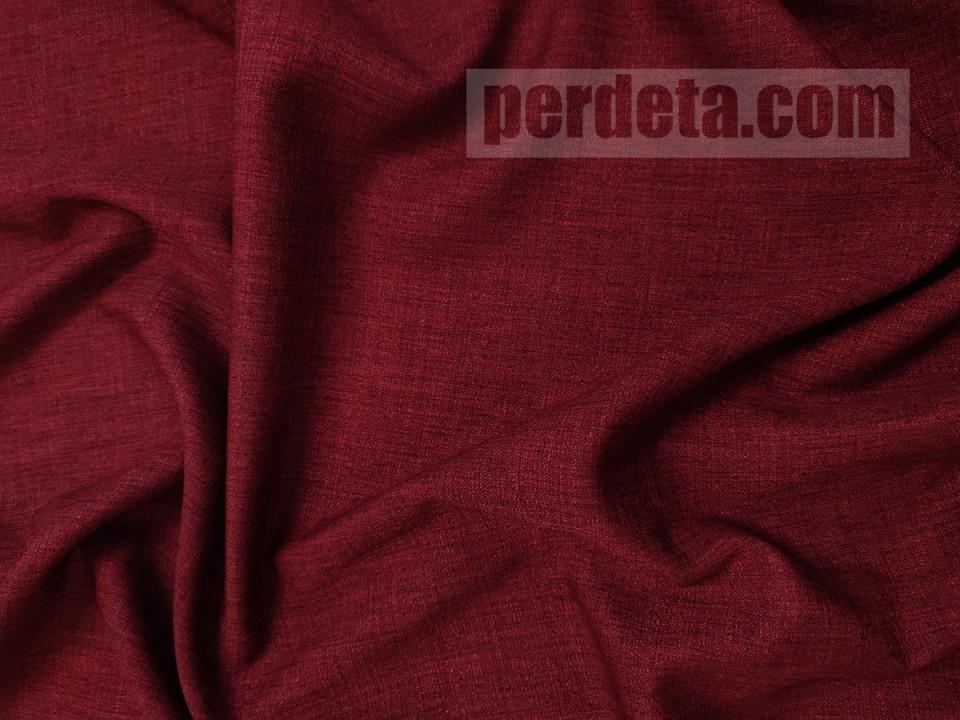 Плат за завеса Osaka 35716 / DK12934 цвят бордо