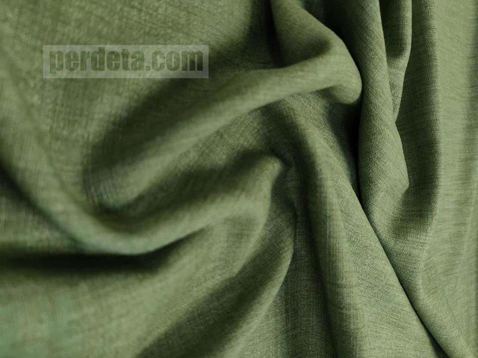 Плат за завеса Osaka 35716 / DY5786 цвят  зелено