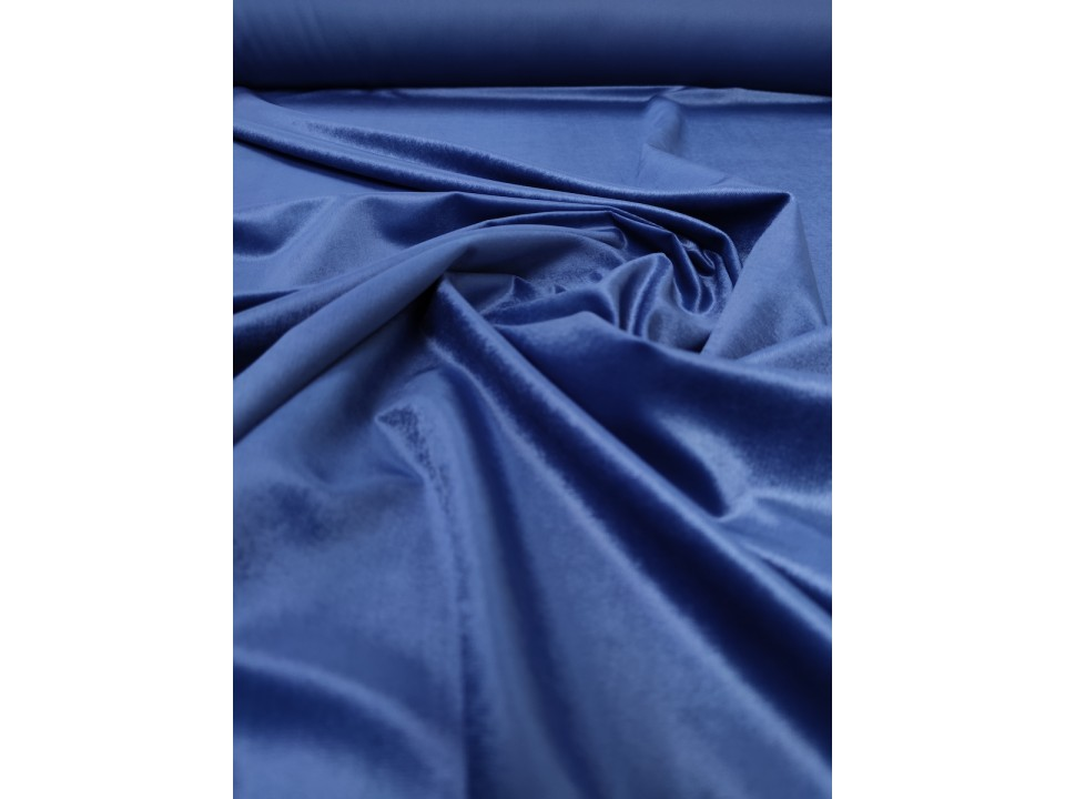 Плат 3838 Rio синьо кадифе
