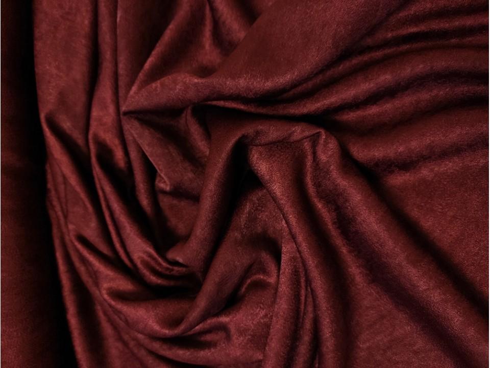 3561 - DK4202 Завеса софт бордо плат за завеси