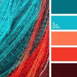 Цветови комбинации за пердета и завеси